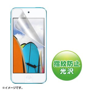 iPod touch フィルム 第5世代 液晶保護 指紋防止光沢(PDA-FIPK41FP)(即納)|sanwadirect