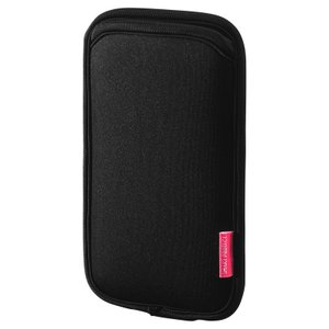 マルチスマートフォンケース 5.5インチ用 ブラック(PDA-SPC15BK)(即納)|sanwadirect