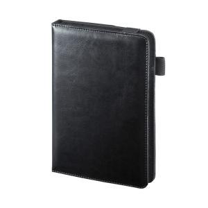タブレットPCマルチサイズケース 8インチ スタンド機能付き(PDA-TABGST8)|sanwadirect