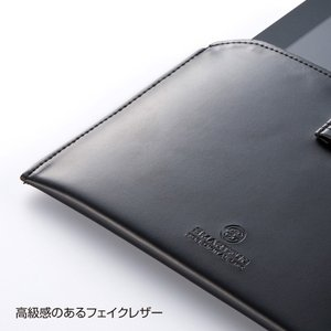 Nexus7 ケース ネクサス セブン レザーケース 7インチ(PDA-TABSL7BK)(即納)|sanwadirect|04