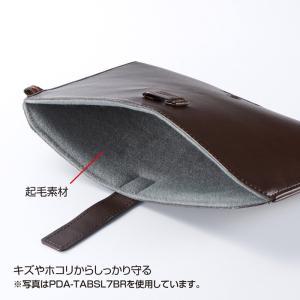 Nexus7 ケース ネクサス セブン レザーケース 7インチ(PDA-TABSL7BK)(即納)|sanwadirect|06