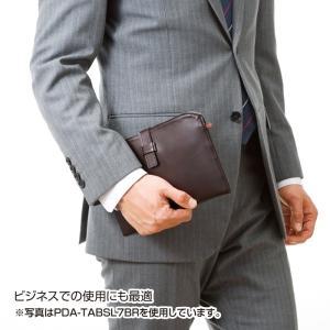 Nexus7 ケース ネクサス セブン レザーケース 7インチ(PDA-TABSL7BK)(即納)|sanwadirect|07