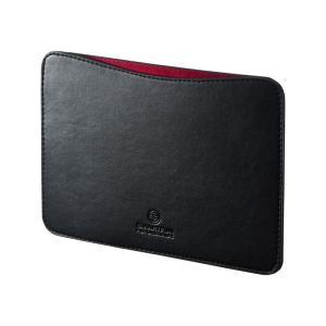 ソフトレザータブレットケース 7から8型 ブラック(PDA-TABSL7BKN)|sanwadirect