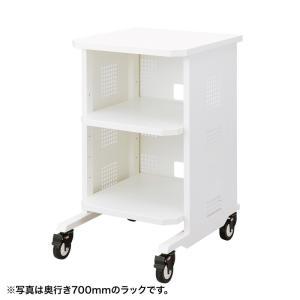 収納ラック 板棚可変 W600×D500×H1000mm(RAC-ML6410)(即納)|sanwadirect