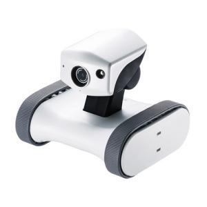 ネットワークカメラ スマホ 小型 遠隔操作 移動式 見守りカメラ 家庭用|sanwadirect|14