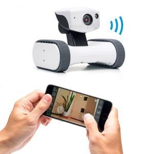 ネットワークカメラ スマホ 小型 遠隔操作 移動式 見守りカメラ 家庭用|sanwadirect|04