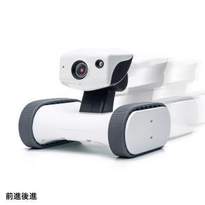 ネットワークカメラ スマホ 小型 遠隔操作 移動式 見守りカメラ 家庭用|sanwadirect|06