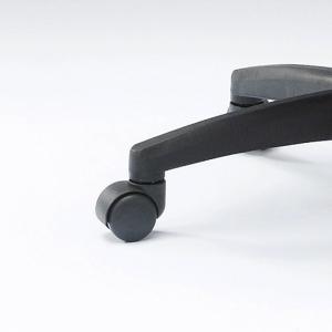 低ホルムアルデヒドチェア 背もたれチルト機能 ブラック(SNC-E9BK)(即納) sanwadirect 06
