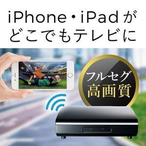 iPhone iPad テレビチューナー フルセグ 地デジ ...