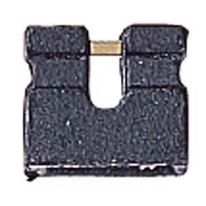 PCパーツ 自作用 パーツ ジャンパピン 小 10個入り ブラック(TK-JMP3)