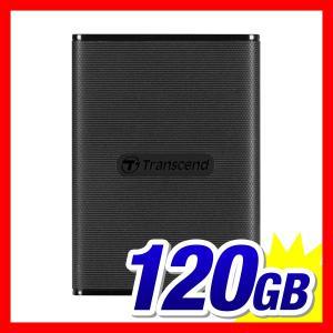 SSD 120GB ポータブル ESD220 USB3.1 Gen1対応 TS120GESD220C(即納)|sanwadirect