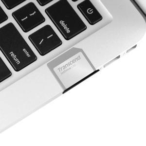 トランセンド Macbook Pro専用ストレージ拡張カード 128GB TS128GJDL350 JetDrive Lite 350 永久保証|sanwadirect|02