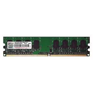 増設メモリ 1GB DDR2-800 PC2-6400 DIMM TS128MLQ64V8U|sanwadirect