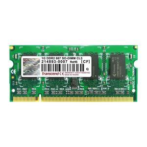 増設メモリ ノートPC用 1GB DDR2-667 PC2-5300 SO-DIMM TS128MSQ64V6U|sanwadirect