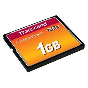 コンパクトフラッシュカード 1GB CFカード 133倍速 Transcend社製 5年保証(TS1GCF133)(即納) sanwadirect 02