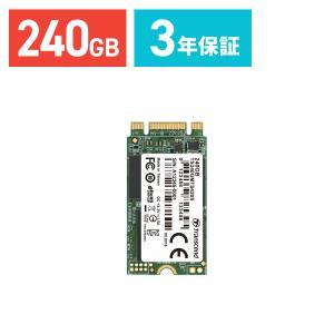 SSD 240GB TS240GMTS420S トランセンド Transcend 3D TLC NAND採用 M.2 SATA-III 6Gb/s(即納)|sanwadirect