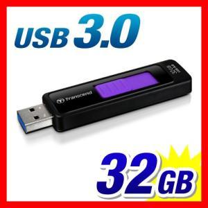 USBメモリ 32GB USB3.0 スライドコネクタ Transcend 5年保証(TS32GJF760)(即納)|sanwadirect|05