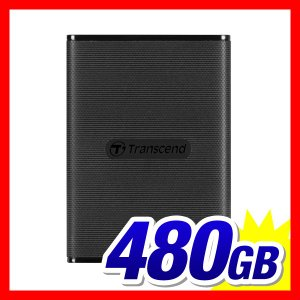 SSD 480GB ポータブル ESD220 USB3.1 Gen1対応 TS480GESD220C|sanwadirect