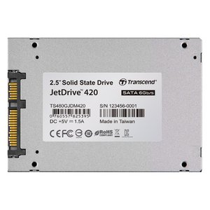 トランセンド SSD MacBook Pro/MacBook/Mac mini専用アップグレードキット 480GB TS480GJDM420 JetDrive 420 2年保証|sanwadirect|03