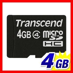 microSDカード マイクロSD 4GB Class4(即納)|sanwadirect|03