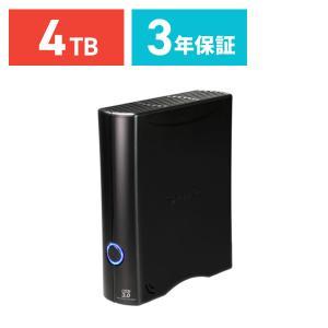 外付け HDD 4TB ハードディスク トランセンド(即納)|sanwadirect