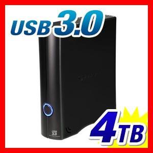 外付け HDD 4TB ハードディスク トランセンド|sanwadirect|05