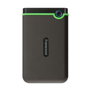 ポータブルHDD 500GB 耐衝撃 USB3.1 2.5インチ スリム TS500GSJ25M3S(即納)|sanwadirect