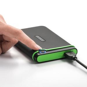 ポータブルHDD 500GB 耐衝撃 USB3.1 2.5インチ スリム TS500GSJ25M3S|sanwadirect|10