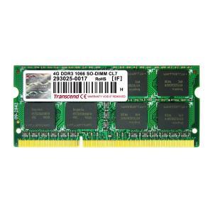 Transcend ノートPC用増設メモリ 4GB DDR3-1066 PC3-8500 SO-DIMM トランセンド 永久保証(TS512MSK64V1N)(即納)|sanwadirect|02