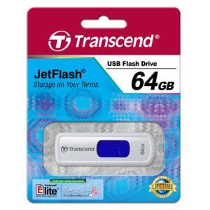 USBメモリ 64GB スライドコネクタ Transcend社製 トランセンド 5年保証 2個セット(TS64GJF530)|sanwadirect|04