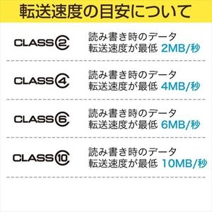 SDカード 64GB SDXCカード Class10 UHS-I Premium(即納)|sanwadirect|05