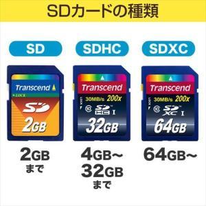 SDカード 64GB SDXCカード Class10 UHS-I U3|sanwadirect|02