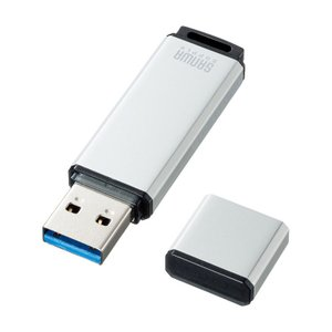 USB3.1 Gen1 メモリ シルバー 16GB(即納)|sanwadirect