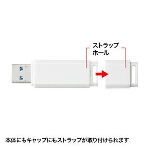 USB3.0 メモリ(UFD-3U8GWN) sanwadirect 03