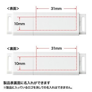 USB3.0 メモリ(UFD-3U8GWN) sanwadirect 05