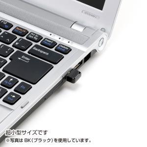 USBメモリ4GB USB2.0 超小型 ホワイト(UFD-P4GW)(即納)|sanwadirect|02