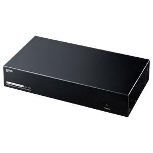 AVエクステンダー 送信機 4分配(VGA-EXAVL4)(即納)|sanwadirect