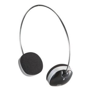 アウトレット Bluetooth ブルートゥース ヘッドホン アウトレット わけあり 訳ありMM-BTSH30BK|sanwadirect