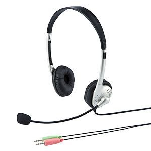 アウトレット ヘッドセット ノイズ防止ヘッドセット アウトレット わけあり 訳あり(MM-HS08)|sanwadirect