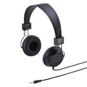 タブレット用ヘッドセット ブラック アウトレット わけあり 訳あり(ZMM-HS527TABBK)|sanwadirect