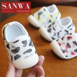 ベビー靴 練習靴 キッズシューズ ベビー ファーストシューズ   女の子靴   男の子靴  子供靴 幼児 赤ちゃん  出産祝い|sanwafashion