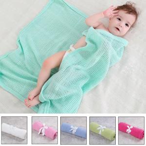 【品名】:ベビー用バスタオル 【素材】:  綿100% 【カラー】:全7色 【サイズ】:120*12...