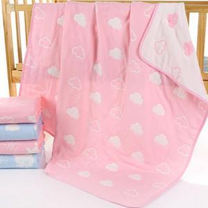 【品名】:ベビー用バスタオル  【素材】:綿100%  【カラー】:全2色  【サイズ】:110*1...