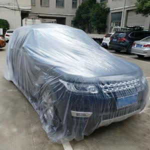【品名】:車カバーシート 【素材】:PE+LDPE 【カラー】:全1色 【サイズ】:M、L、LL  ...