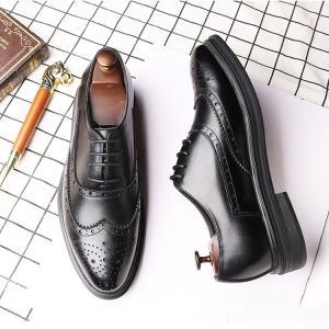 革靴 本革 牛革 メンズシューズ シューズ メンズ   おしゃれ   ブロック   ビジネスシューズ 紳士靴 カジュアルシューズ 通勤 フォーマル オフィス |sanwafashion
