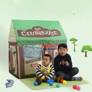 キッズテントハウス 子供用プレイテント 室内屋内 上質生地 環境にやさしい ベビー 幼児 おもちゃ入れ おままごと 秘密基地 隠れ家 子供部屋 ギフト|sanwafashion