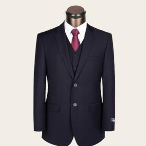セットアップ メンズ スーツ フォーマル ツーピース 二つボタン シンプル 無地  トレンド スリム テーラード ビジネススーツ スラックス 通勤 結婚式 紳士服 sanwafashion