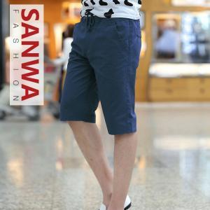 ハーフパンツ メンズ 夏 半ズボン 短パン  カジュアル   トレンド   スウェット ショートパンツ スポーツパンツ イージーパンツ|sanwafashion
