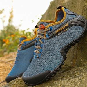 トレッキングシューズ メンズ レディース 登山靴 疲れない 軽量 防水  柔らかい  ランニングシューズ 運動靴 ウォーキングシューズ アウトドア スポーツ|sanwafashion