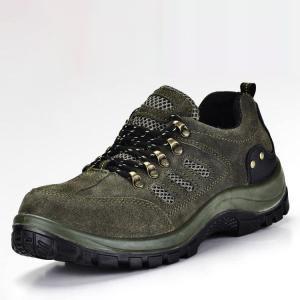 トレッキングシューズ メンズ 登山靴 疲れない 軽量 防水 低反発  耐磨耗  ランニングシューズ 運動靴 ウォーキングシューズ アウトドア スポーツ|sanwafashion